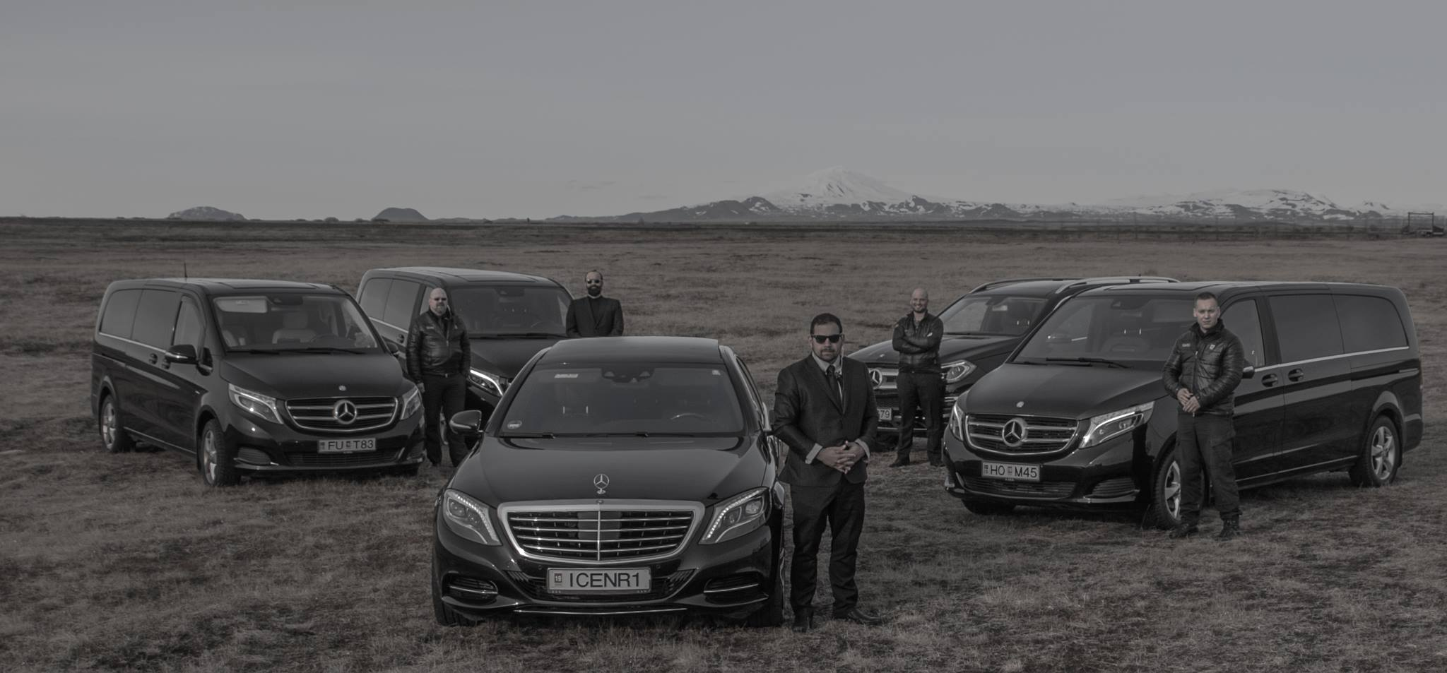 Team up with the local experts in Iceland providing luxury transportation to our family members of clients with pride since 1998