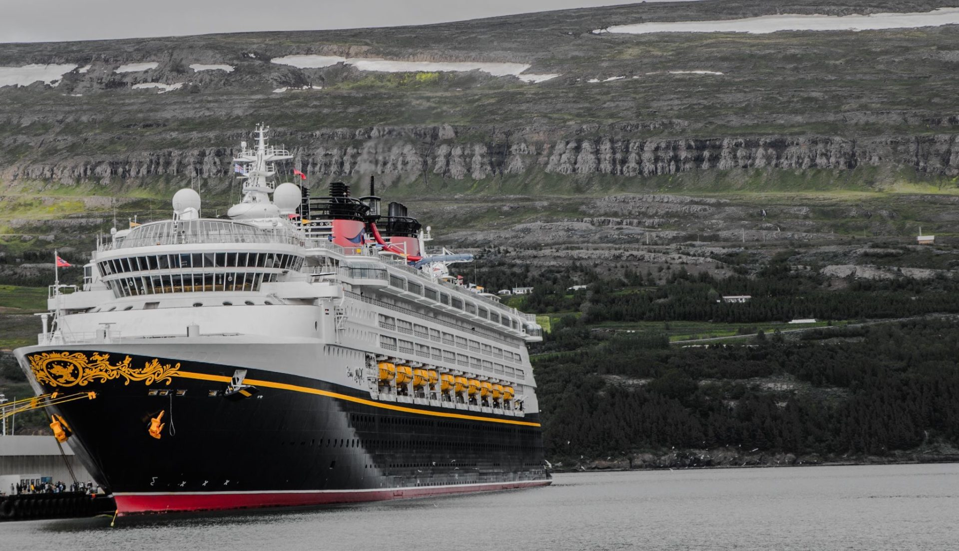 Disney cruise shore excursions in Iceland